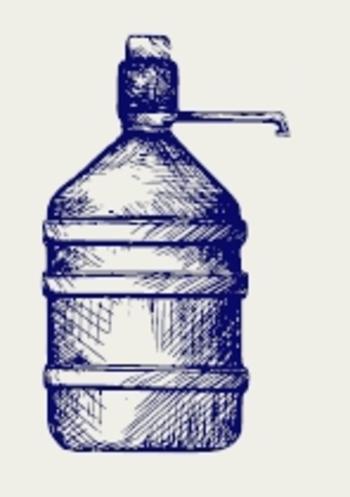 icône eau