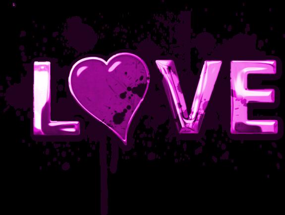 "WordArt ""Love"" Série 03"