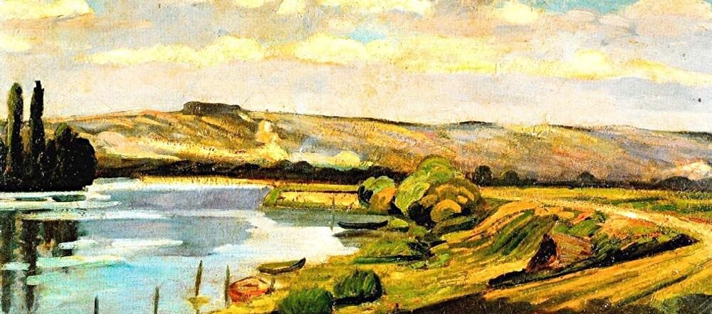 Derain /1/    1904-La Seine au Pecq
