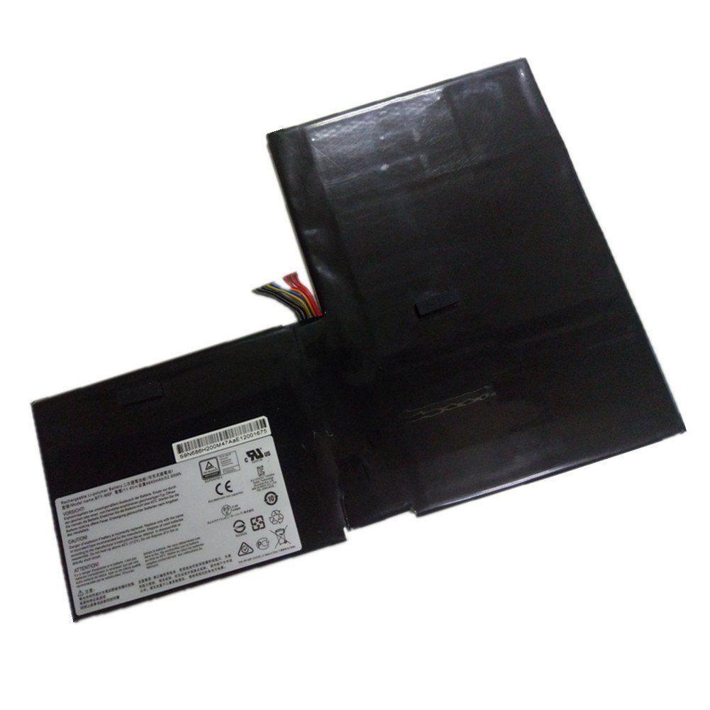 MSI BTY-M6F Batterij