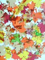 Illustrer un texte sur l'automne