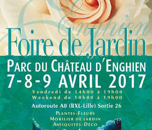 Foire du Jardin - Parc du Château d'Enghien
