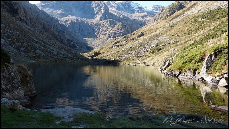 Rando : le Lac d'Estom