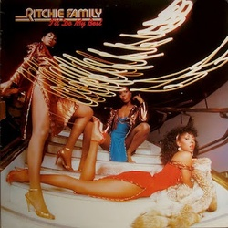 Ritchie Family - I'll Do My Best - Complete LP