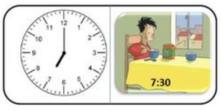 Ateliers sur l'heure - CE1