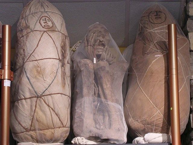 Les étranges Sarcophages des Chachapoya (4)