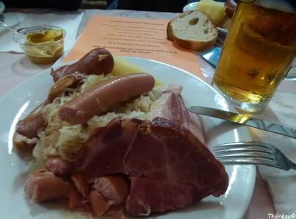 La fête de la choucroute à Krautergersheim