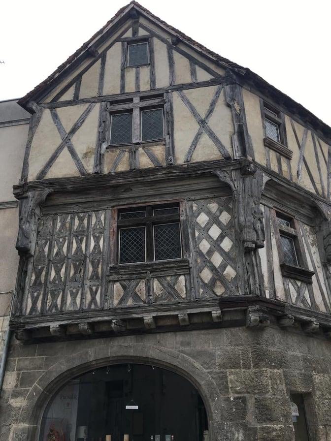En Charente.