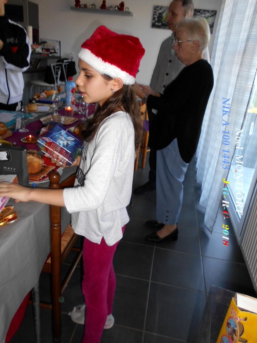 NOEL: EN FAMILLE           D   29/12/2018