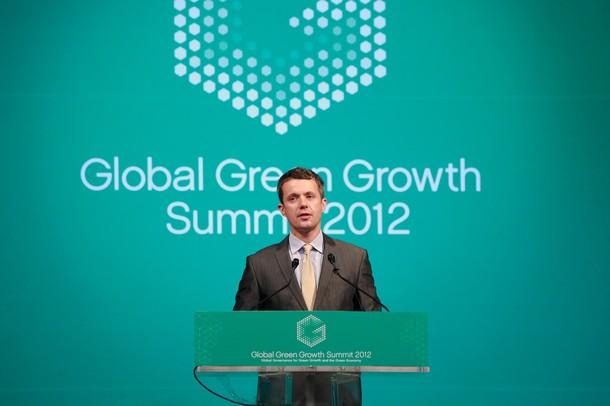 Frederik et la croissance verte