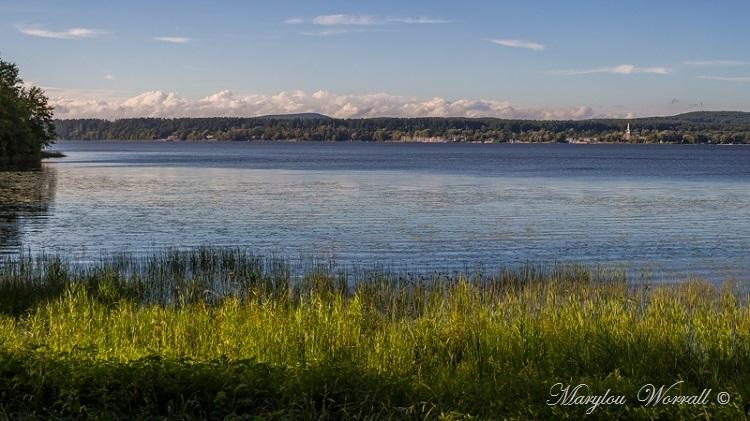 Province du Québec : Lac des Deux Montagnes