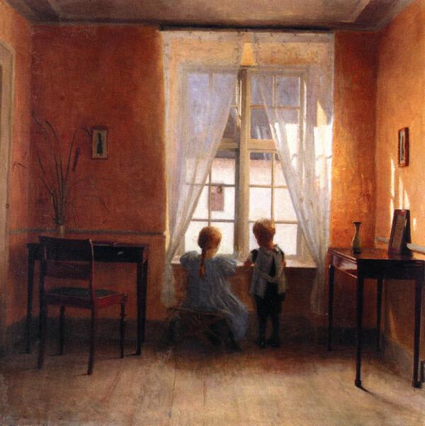 Mardi - Mon artiste du mardi : Peter Vilhelm Ilsted