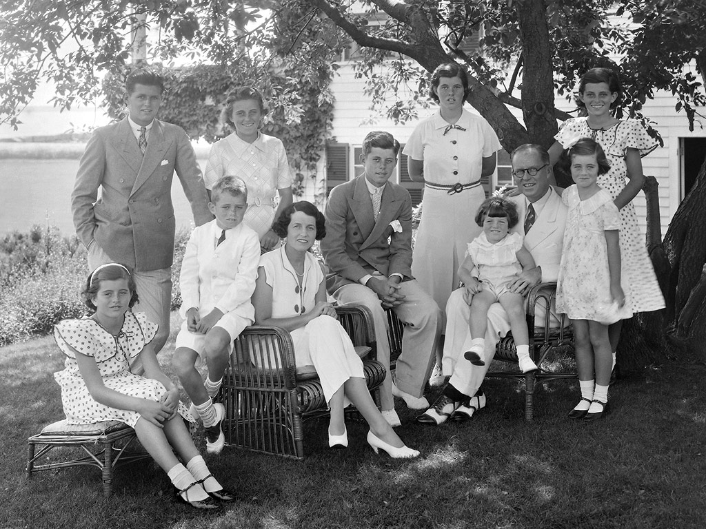 Rose Kennedy's Obsession with Her Children's Weight
