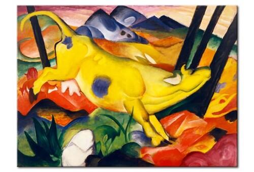 Samedi - Le tableau du samedi : couleur jaune