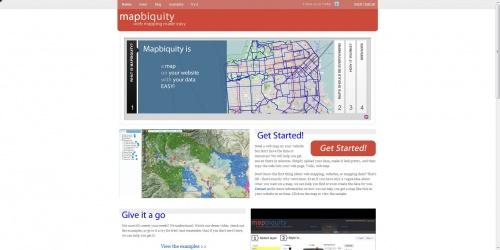 Mapbiquity