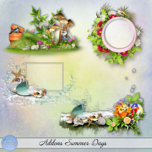 Addons et clusters Summer Days