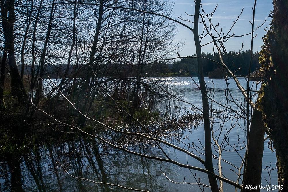 Lac de Besain : Suite 2