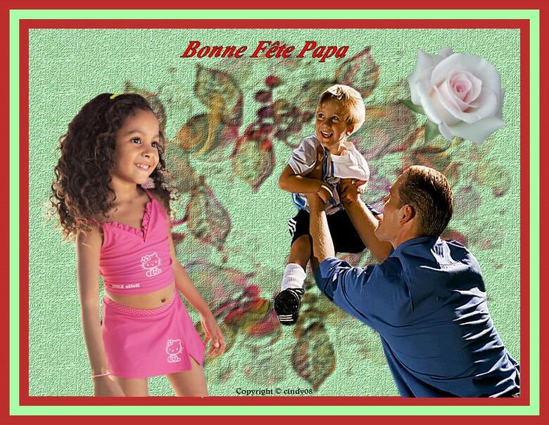Bonne Fête des Pères chez Cindy08