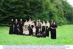 Familles BATTUT * LAPORTE * ALIDIÊRE à Chelles (77)  < 1915