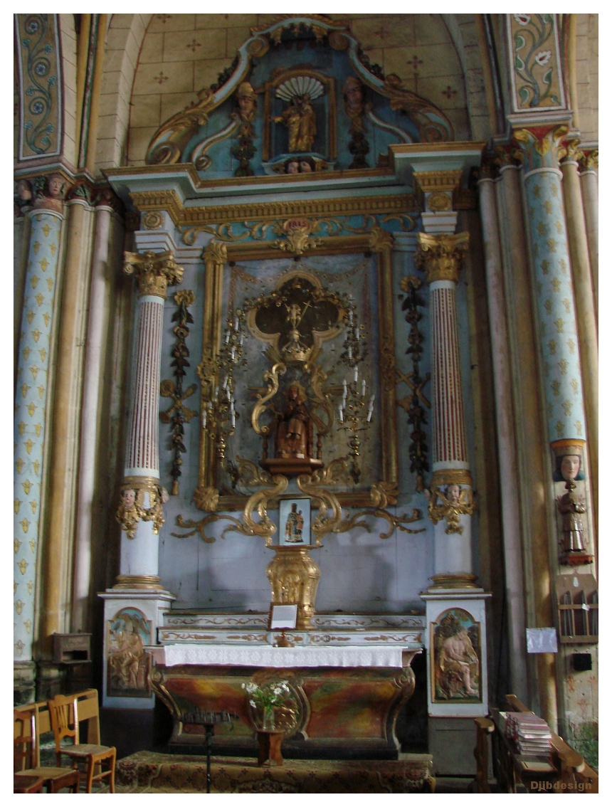 Eglises d'Auvergne,