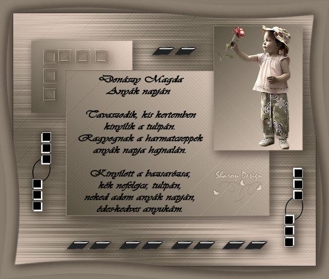 Anyák napja - 2014