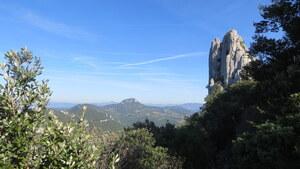 Vue sur le Mont St-Amand
