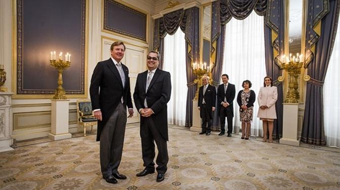 Nouveaux ambassadeurs