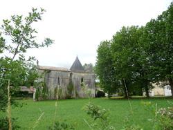 Paris - Roncevaux - Nieul le Virouil - Saint Aubin de Blaye