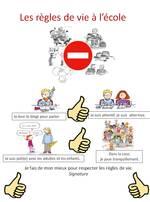 Les règles de vie
