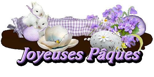 Ecriture et déco Pâques Png