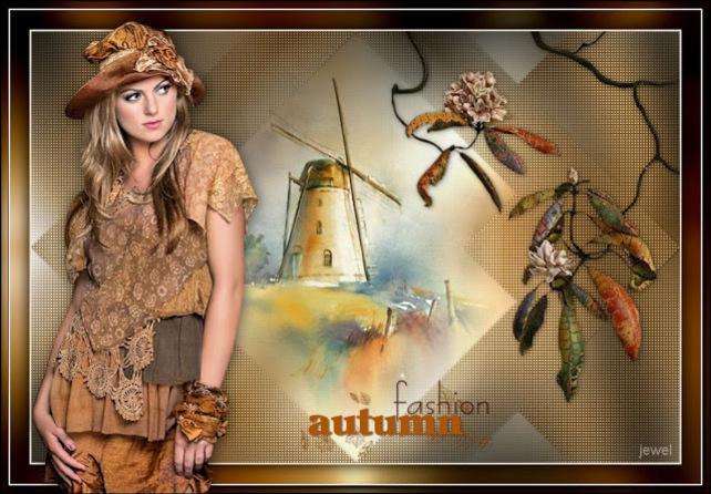 FAU0007 - Tube femme automne