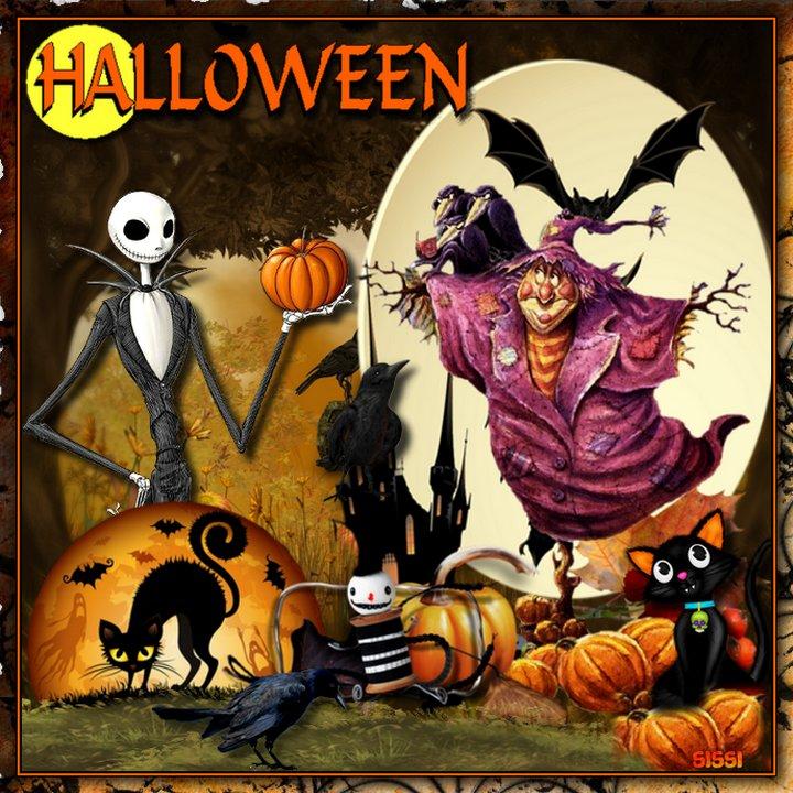 *Halloween * Atelier Cerise Déco*