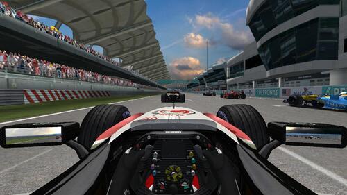 Team Honda Racing F1 Honda