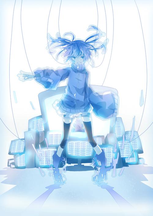 """Kagerou Days - Takane """"Ene"""" Enemoto"""