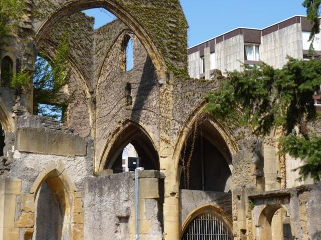 Metz église Saint-Livier mp13 - 26
