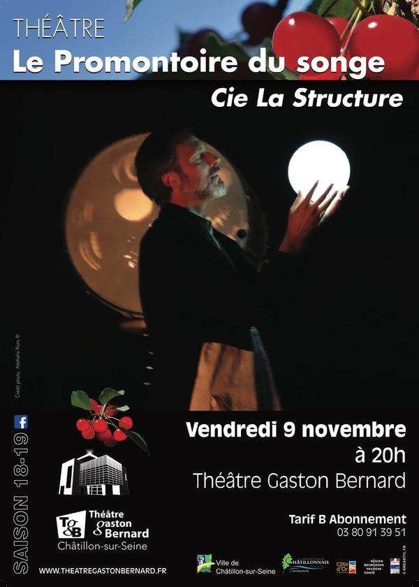 """""""Le promontoire du songe"""" au théâtre Gaston Bernard"""