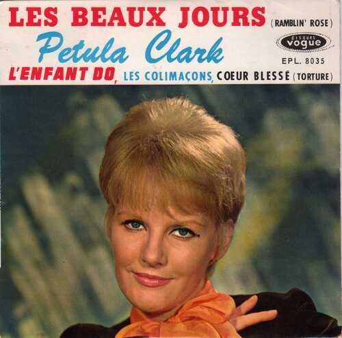 Petula Clark - Les Colimaçons (1962) 01