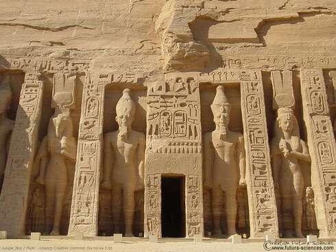 Les temples égyptiens