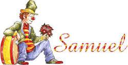 Prénom du mercredi : Samuel