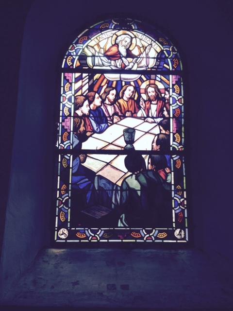 La chapelle de Tréorenteuc
