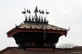 Bhaktapur, Népal 2/3