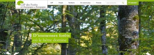 Le site du futur parc National entre Champagne et Bourgogne..