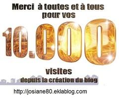 10.000 VISITES