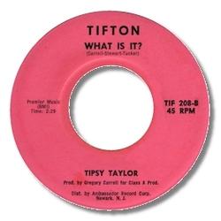 Tipsy Taylor