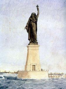 L'Egypte éclairant le Monde