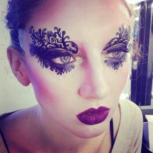 Make up artisitique