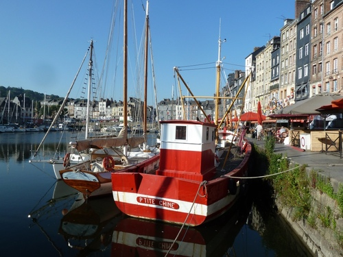 Honfleur ( Calvados)