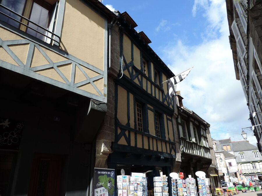 Pontivy dans la Morbihan (56)