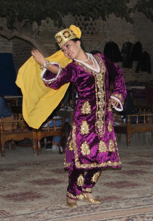 Dîner-spectacle à Boukhara