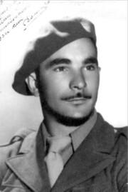 * Survivant de Bir-Hakeim, par Domingo LOPEZ - 5 - Déplacements, boxe et repos, jusqu'à la Tunisie (1943)